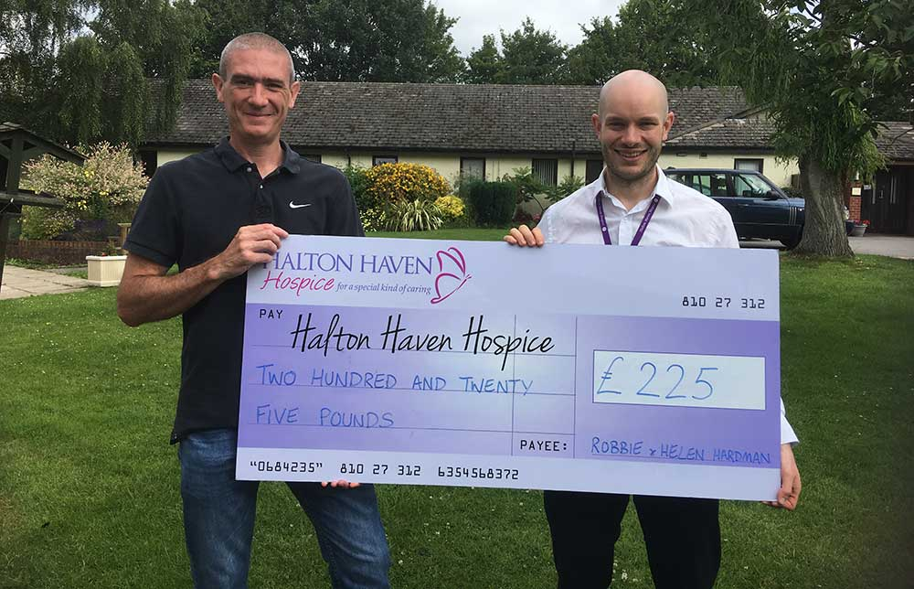 local hospice Halton Haven
